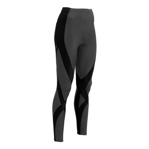 Womens CW-X Pro Fitted Tights - Black L