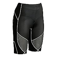 Womens CW-X Ventilator Stabilyx Tri Fitted Shorts