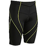 Mens CW-X Pro Tri Fitted Shorts