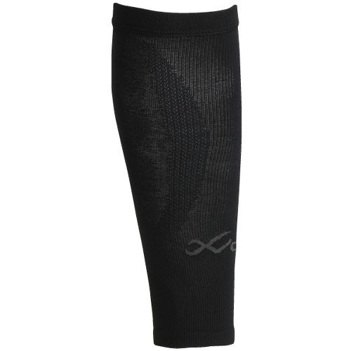 CW-X Ventilator Compression Support Calf Sleeves Injury Recovery - Black M