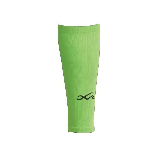 CW-X Ventilator Compression Support Calf Sleeves Injury Recovery - Lime Green XL