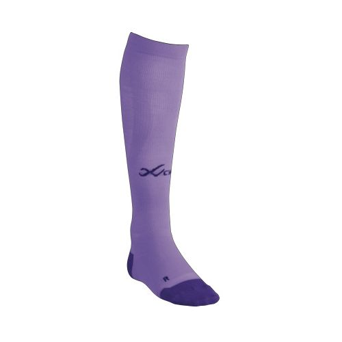 CW-X Ventilator Compression Support Socks Injury Recovery - Lavender XL