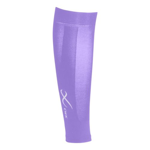 CW-X Compression Calf Sleeves Injury Recovery - Lavender L