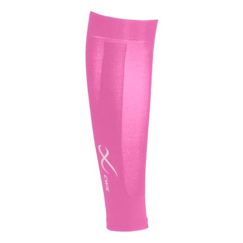 CW-X Compression Calf Sleeves Injury Recovery - Raspberry L