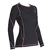 Womens CW-X LS TraXter Long Sleeve Technical Tops