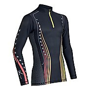 Mens CW-X LS Revolution Long Sleeve No Zip Technical Tops