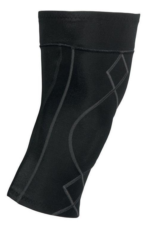 Womens CW-X Stabilyx Knee Support Fitness Equipment - Black/Charcoal M