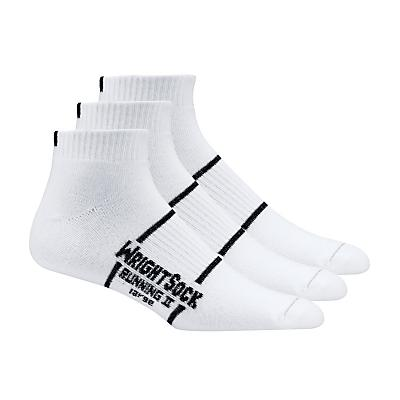 WrightSock Double Layer Running II Low 3 pack Sock
