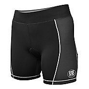 Womens De Soto Forza Tri Fitted Shorts