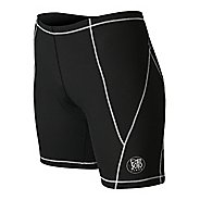 Womens De Soto 400-Mile Bike Fitted Shorts