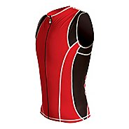 Mens De Soto Riviera Tri Jersey Sleeveless Technical Tops