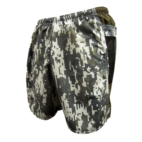 Men's De Soto�Solana Run Short - 7inch
