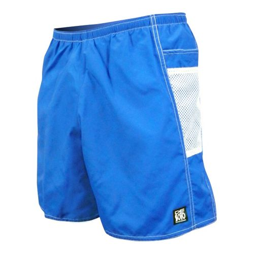 Mens De Soto Solana Run - 7inch Unlined Shorts - Royal XL