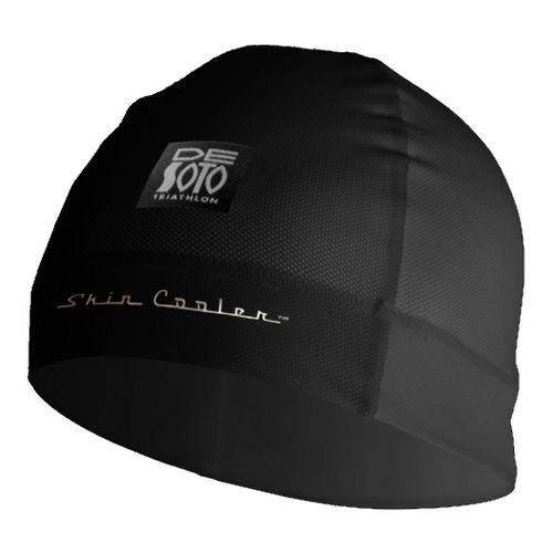 De Soto Skin Cooler Helmet Beanie Headwear - Black