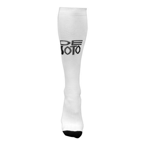 De Soto Compression Recovery V2 Socks - White S