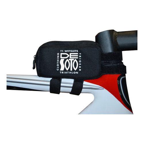 De Soto Gear Box II Bags - Black