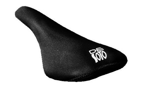 De Soto Seat Pad Narrow Fitness Equipment - Black