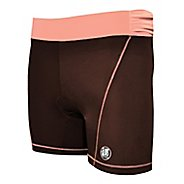 Womens De Soto Femme Carrera Tri Fitted Shorts