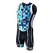 Mens De Soto Forza Trisuit Triathlon UniSuits