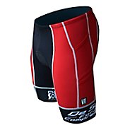 Mens De Soto Forza Tri 4-Pocket Fitted Shorts