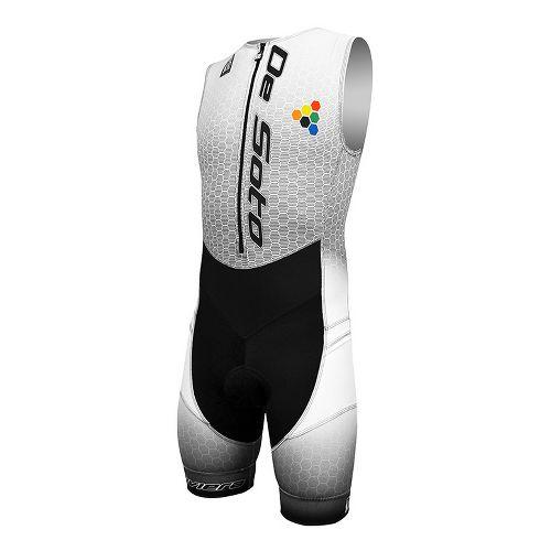 Mens De Soto Riviera Triathlon UniSuits - Fade Hex M