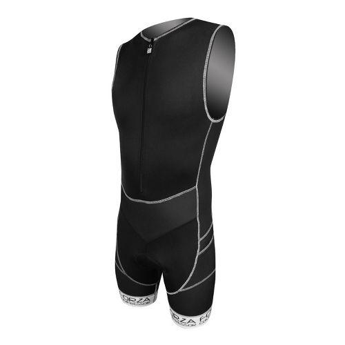 Mens De Soto Riviera Trisuit Triathlon UniSuits - Black M