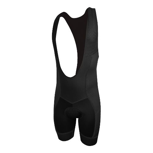 Mens De Soto 400-Mile Bib Short Triathlon UniSuits - Black M