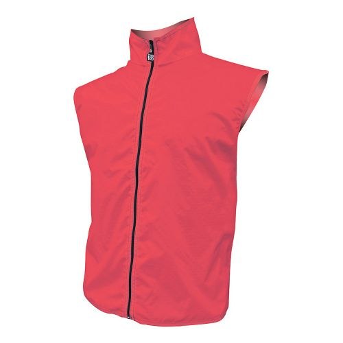De Soto Windansea Running Vests - Red L