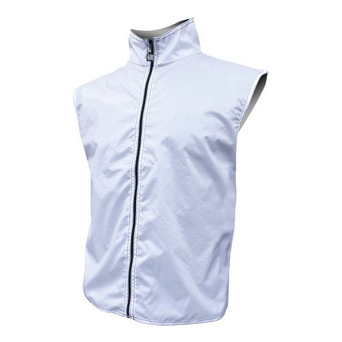 De Soto Windansea Running Vests - White S