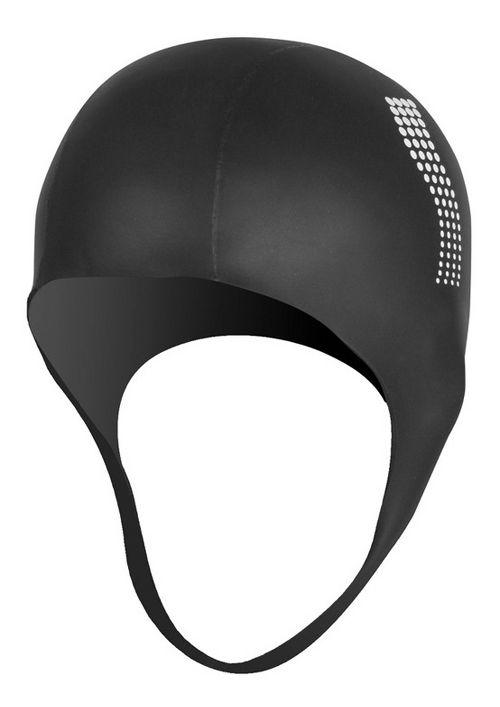 De Soto GreenGoma Swim Cap Headwear - Black