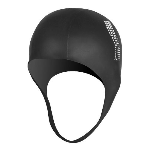 De Soto GreenGoma Swim Cap Headwear - Black