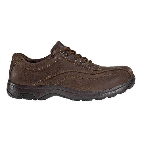 Mens Dunham Highland Park Casual Shoe - Brown 8.5
