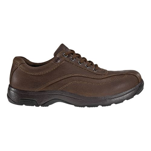 Mens Dunham Highland Park Casual Shoe - Brown 8.5