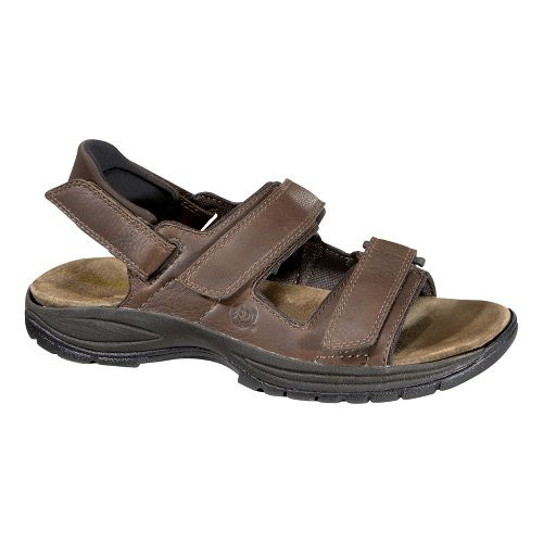 Mens Dunham St.Johnsbury Sandals Shoe - Brown 10