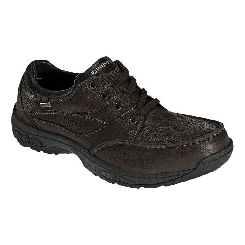 Mens Dunham Outlook Oxford Casual Shoe - Brown 10