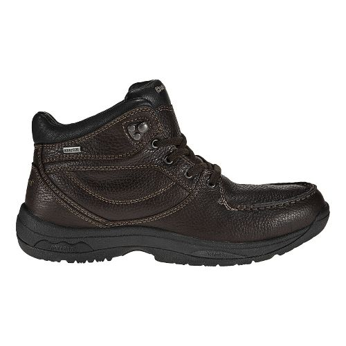 Mens Dunham Incline Mid Cut Casual Shoe - Brown 14