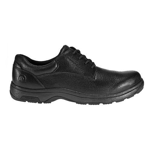 Mens Dunham Prospect Oxford Casual Shoe - Black 9.5