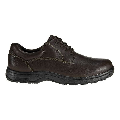 Mens Dunham Prospect Oxford Casual Shoe - Brown 8