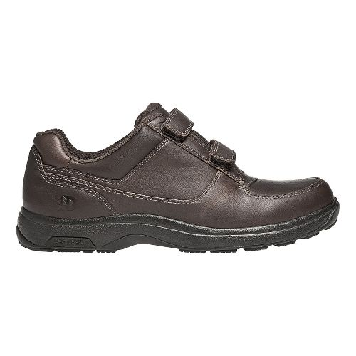Mens Dunham Winslow Casual Shoe - Smooth Brown 8.5