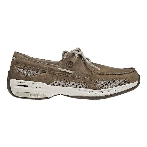 Mens Dunham Captain Casual Shoe - Tan 10.5