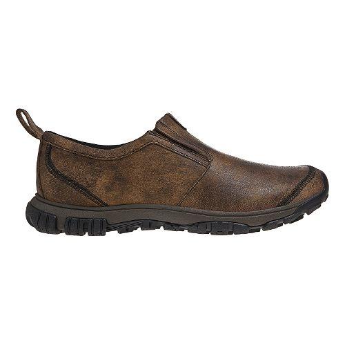 Mens Dunham Mitchell Casual Shoe - Brown 14