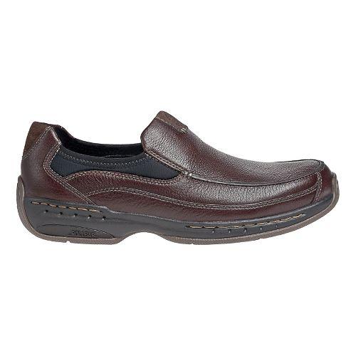 Mens Dunham Wade Casual Shoe - Brown 16