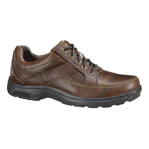 Mens Dunham Midland Casual Shoe - Brown 15