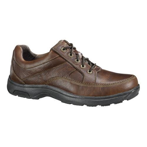 Mens Dunham Midland Casual Shoe - Brown 15