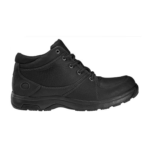 Mens Dunham Addison Casual Shoe - Black 12