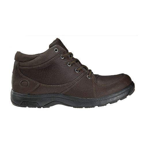 Mens Dunham Addison Casual Shoe - Brown 16