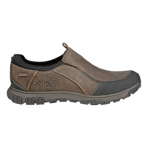Mens Dunham Michael Casual Shoe - Brown 10