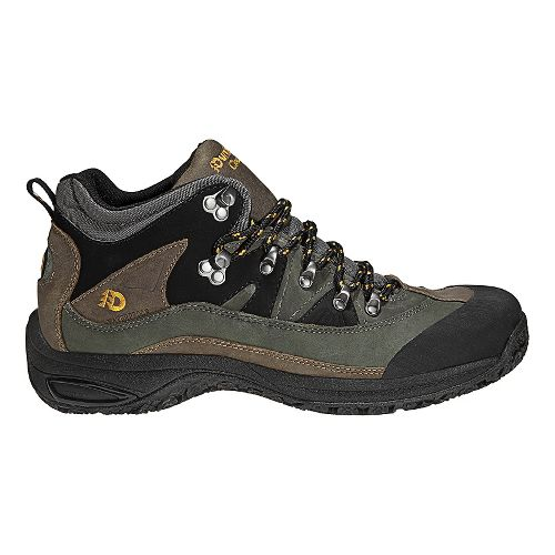 Mens Dunham Cloud Casual Shoe - Grey 8.5