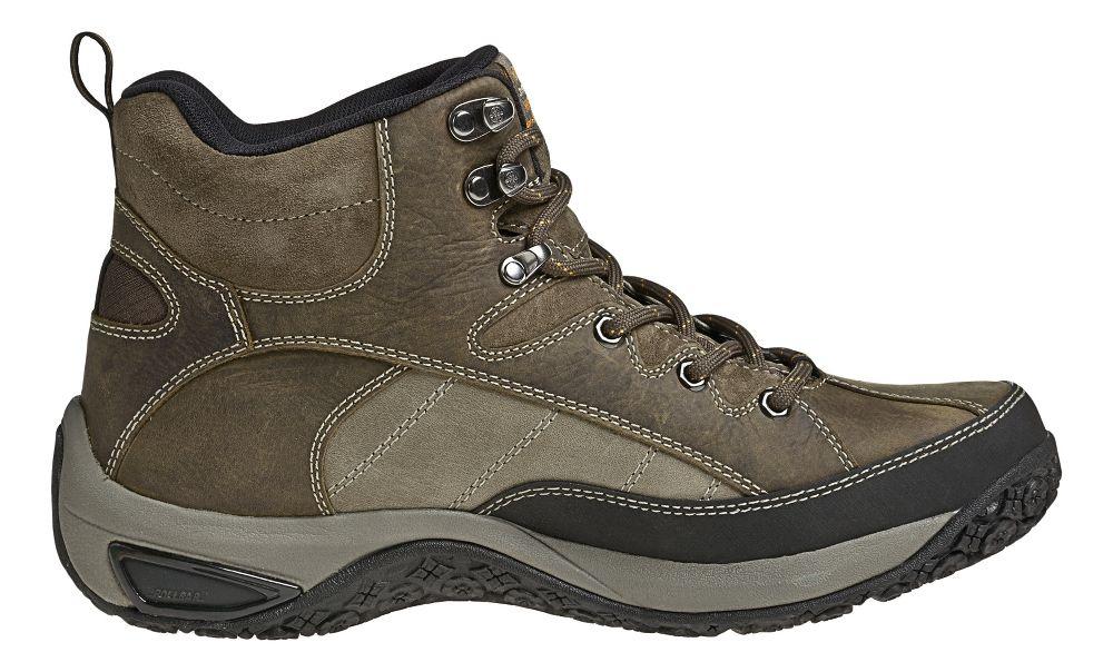 mens dunham waterproof hiking boots ebay