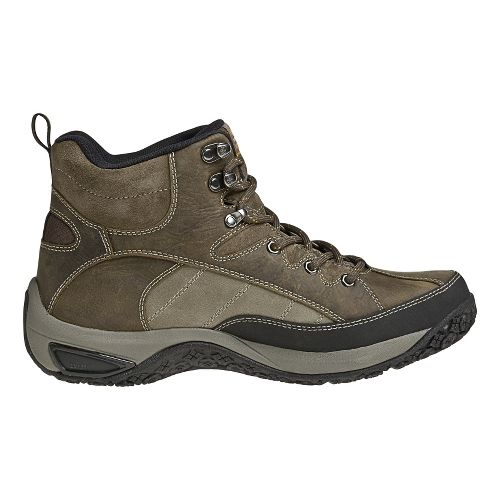 Mens Dunham Lawrence Casual Shoe - Brown 11